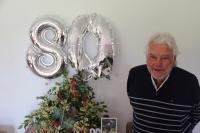 Mike Bronn's 80th  / Mike Bronn se 80ste