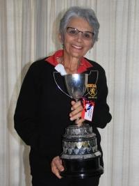 Westelike Provinsie 2019 Dames Enkels Kampioen / Western Province 2019 Ladies Veterans Singles Champion