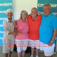 2019 Checkers day at the club / 2019 Checkers dag by die klub
