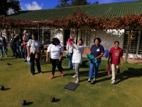 Promotion of Bowls in Stellenbosch / Bevordering van Rolbal in Stellenbosch